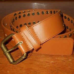 Vintage Espirit  Metal Studdes Belt